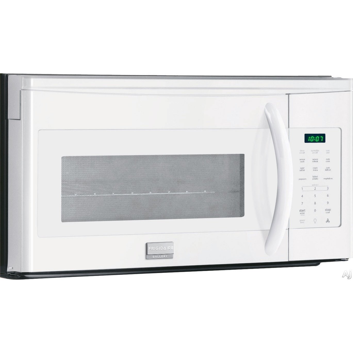 Galleon frigidaire fgmv175qw 1 7 cu ft over the range microwave oven - Red over the range microwave ...