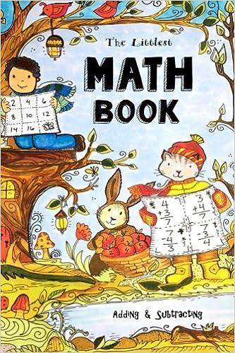 The Littlest Math Book - Adding & Subtracting: Fun-Schooling ...