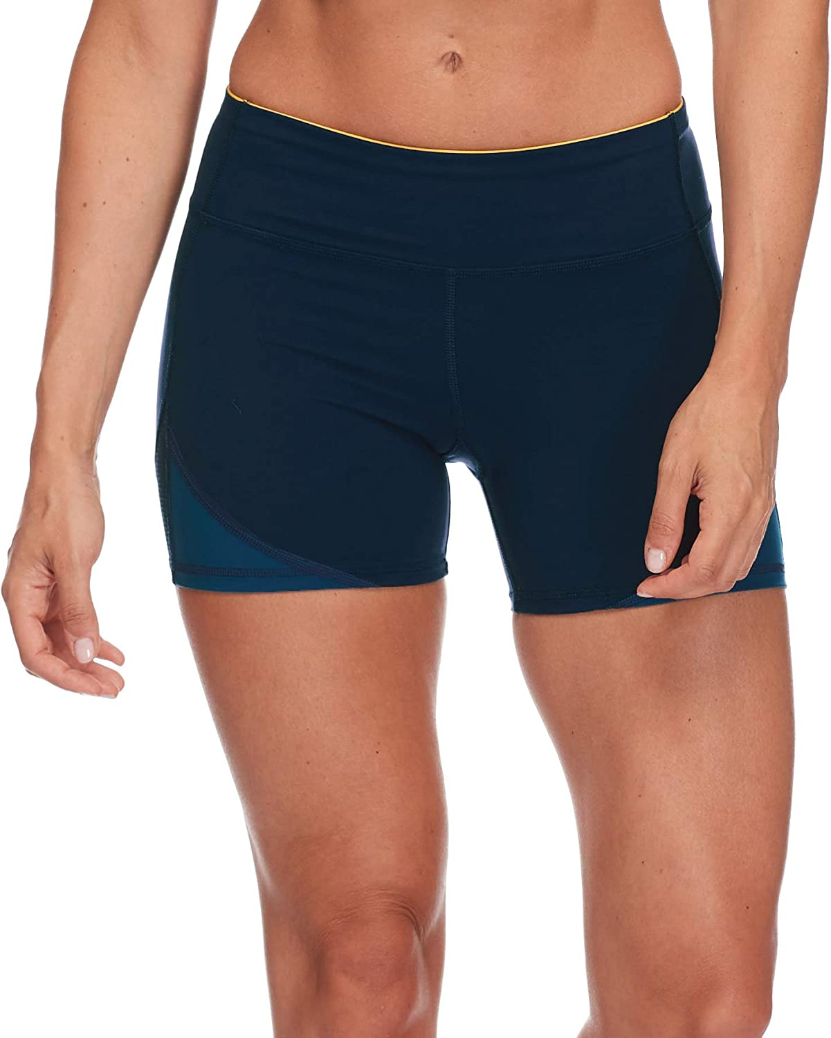 Body Glove Womens Fay Performance Fit Activewear Short