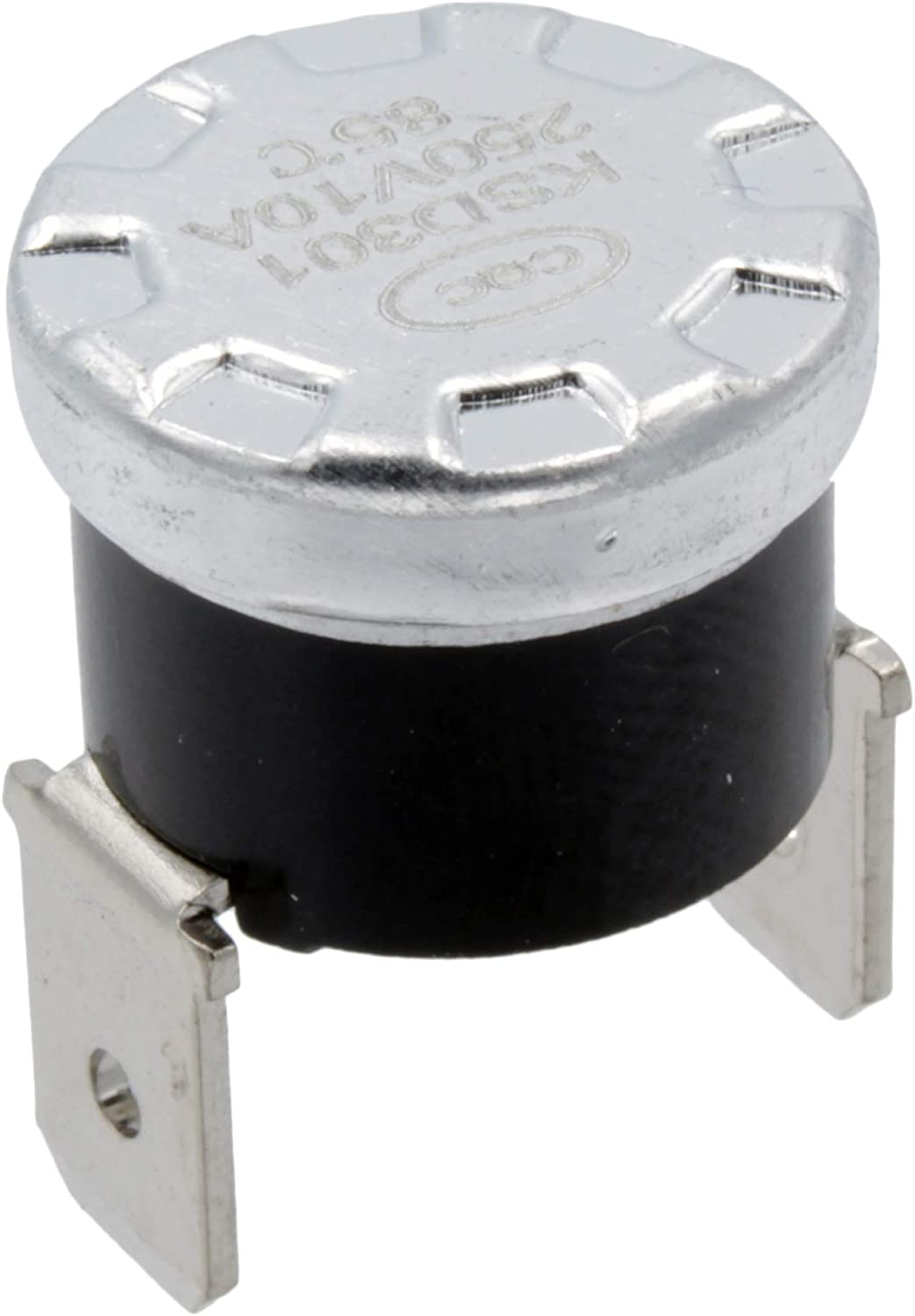 Supplying Demand 661566 High Limit Thermostat Compatible With Whirlpool Fits W10339474, 3369777