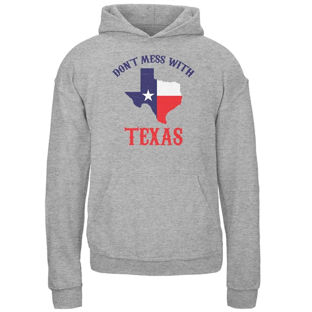Don't Mess With Texas Youth Hoodie Old Glory 00184607