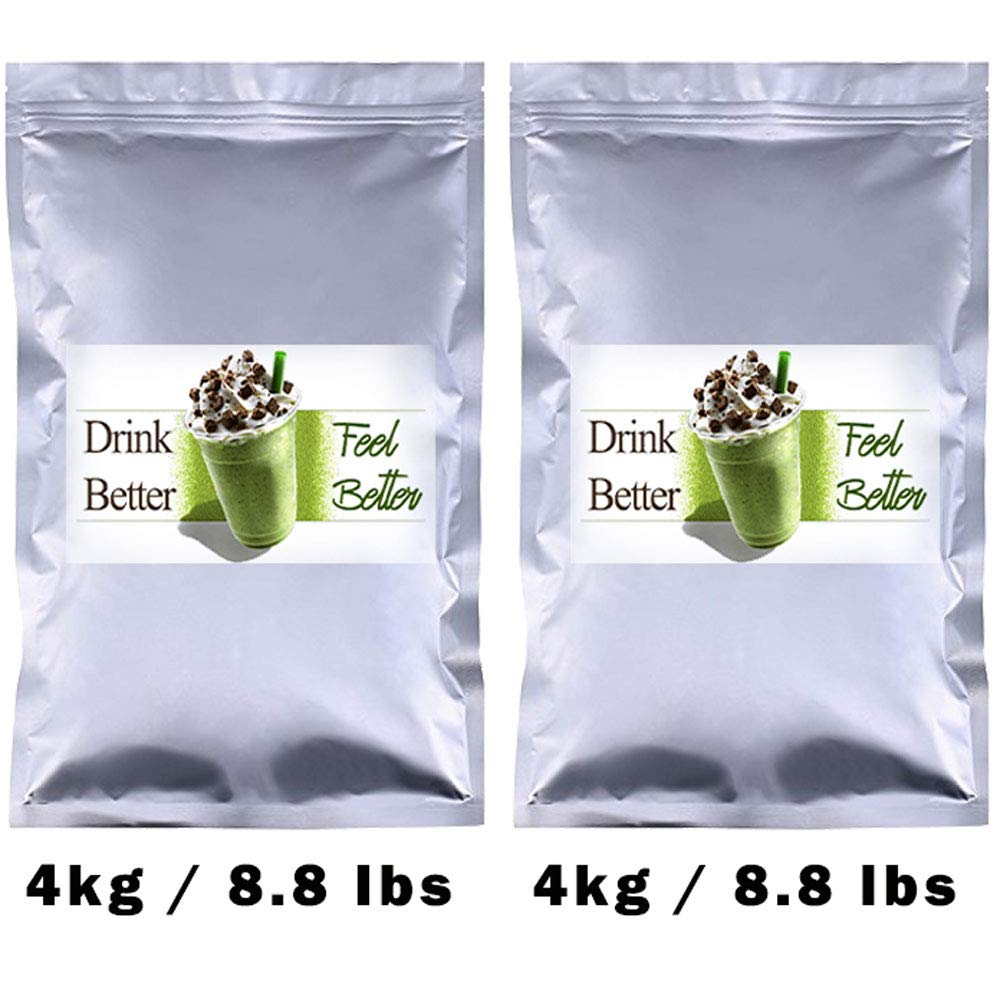 Starter Matcha Green Tea Powder 2x8.8lbs | USDA Organic | Vegan | GMO-Free | Matcha for Baking | Latte | Smoothie | Cookies | Ice Cream by Matchaccino