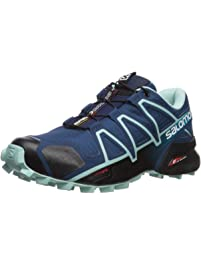 799b49a81a3 Salomon Womens Speedcross 4 Trail Sneaker