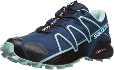 SALOMON Speedcross 4 Wide W, Zapatillas de Running para Asfalto ...