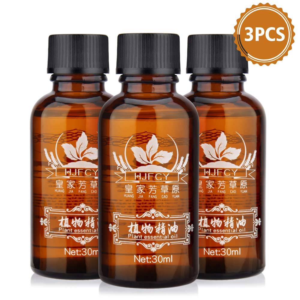 Best Ginger Oil Essential for Lymphatic Drainage, swelling, 100% Pure Ginger Oil Organic, 30ml (1PACK) MS.DEAR