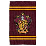 Gryffindor Stitch Crest -- Harry Potter -- Bath Towel (27'' x 52'')