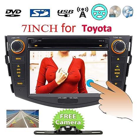 Pantalla táctil capacitiva de 7 pulgadas 2Din HD Wince 6.0 para coche, DVD, GPS