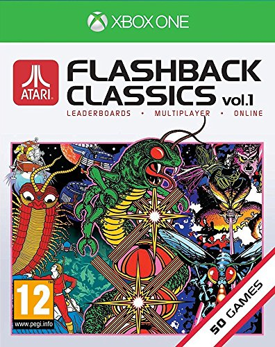Atari Flashback Classics Collection Vol.1 (Xbox One) (UK IMPORT) (Atari Flashback Classics Volume 1 Xbox One)