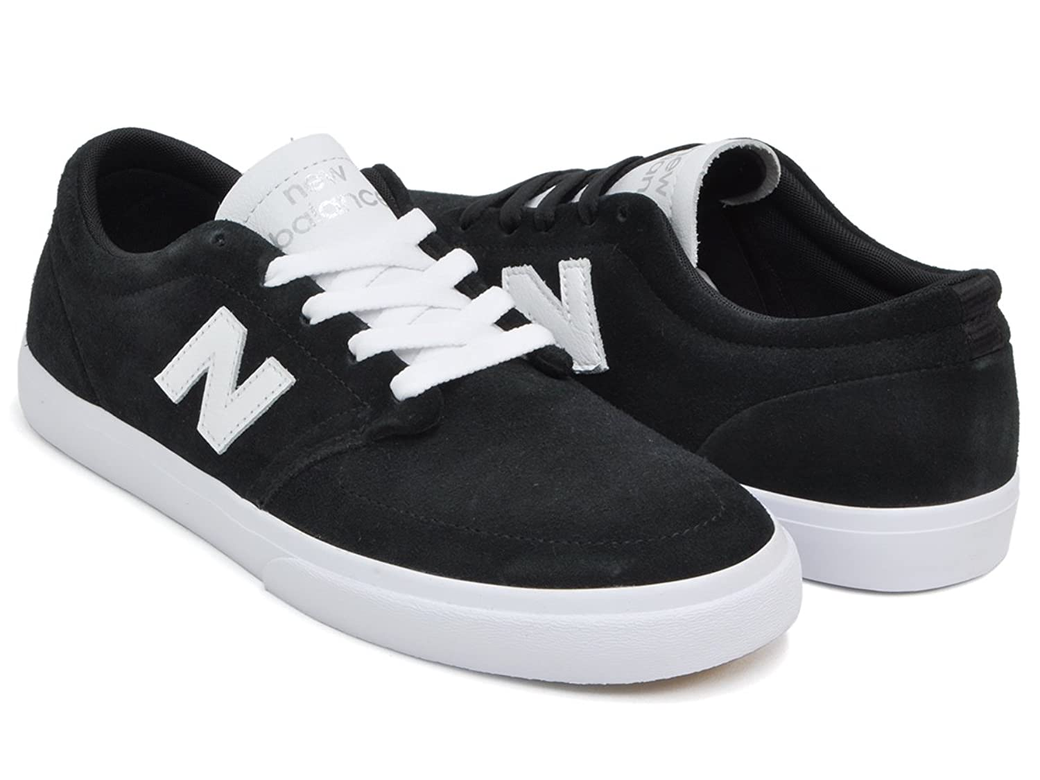 (ニューバランス) new balance NUMERIC NM345 GBW [ヌメリック 345] BLACK / WHITE nm345gbw [並行輸入品] B07C4KRW6X 28.0(10)US