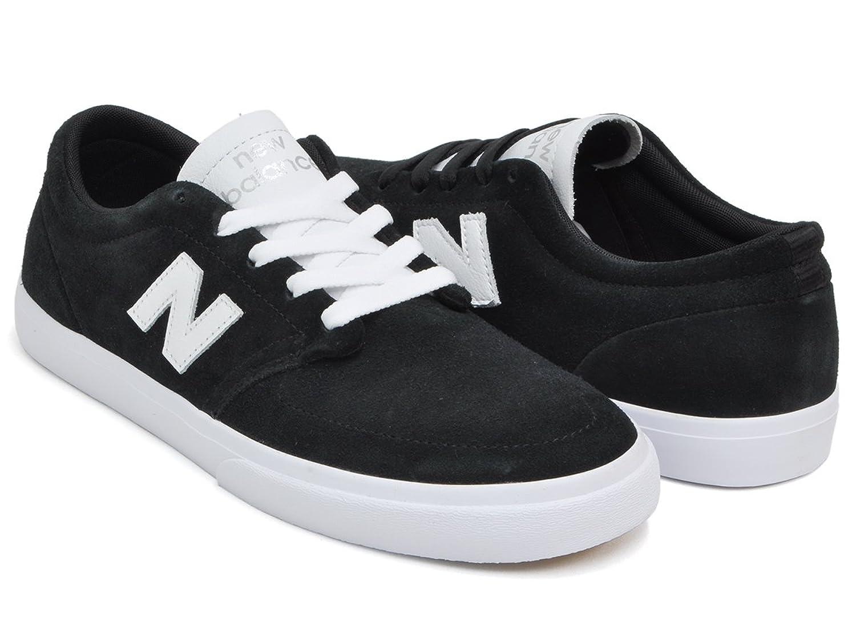 (ニューバランス) new balance NUMERIC NM345 GBW [ヌメリック 345] BLACK / WHITE nm345gbw [並行輸入品] B07CFWCNW5