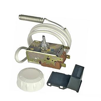 Universal Termostato Regulador de temperatura recirculación enfriador Frigorífico Ranco K50 de h1121