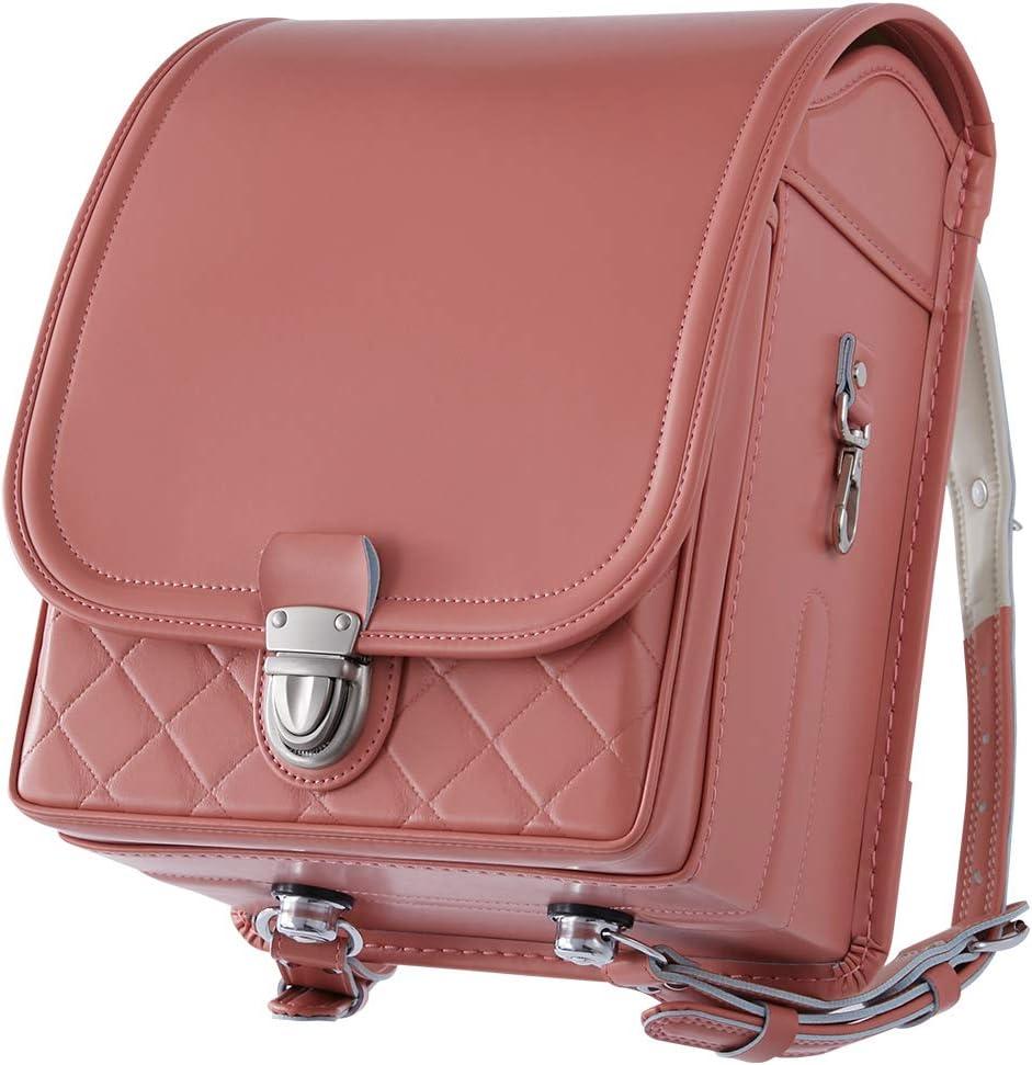 【3%OFF価格!3/27 00:00~4/1 23:59】LOWYA ランドセル 女の子 ピンク 国産 日本産 ラン活 スタンダード 半かぶせ