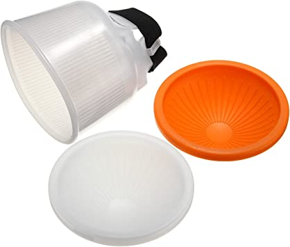 3D Flex Flash The WYNG Flexible Bounce Card Reflector Diffuser Modifier for Large Shoe Mount Flashes
