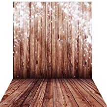 Andoer® 1.5*2m Big Photography Background Backdrop Classic Fashion Wood Wooden Floor for Studio Professional Photographer