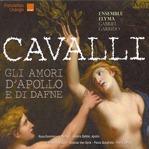 Gli amori d'Apollo e di Dafne, Act I: Figlia, le cui belezza illustrano (Belezza)