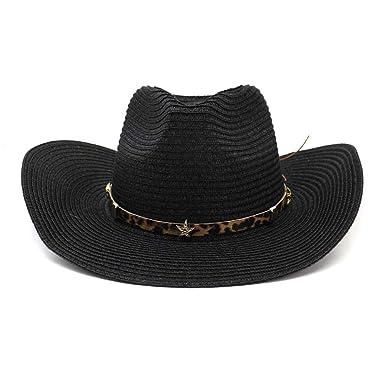 GHC gorras y sombreros Hombres Mujeres Sombrero de playa al aire ...