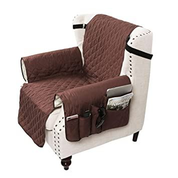 Amazon Com Sanli Recliner Cover With Tv Remote Control Holder
