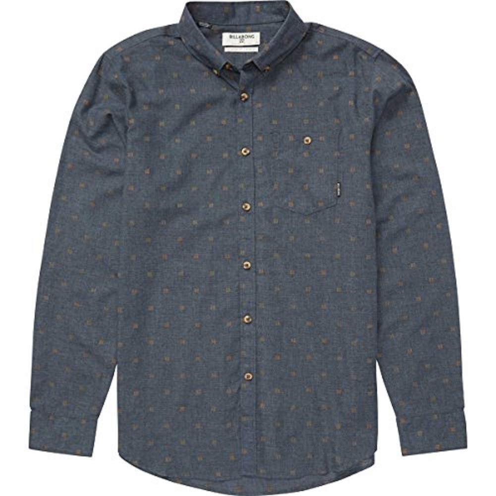 Billabong Boys All Day Jacquard Long Sleeve Shirt