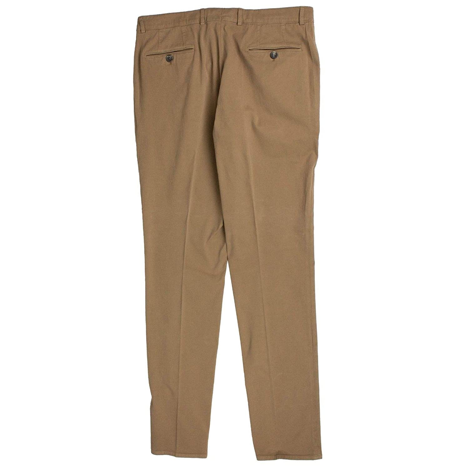 Brunello Cucinelli Mens Cotton Dress Pants //50 34 Tan