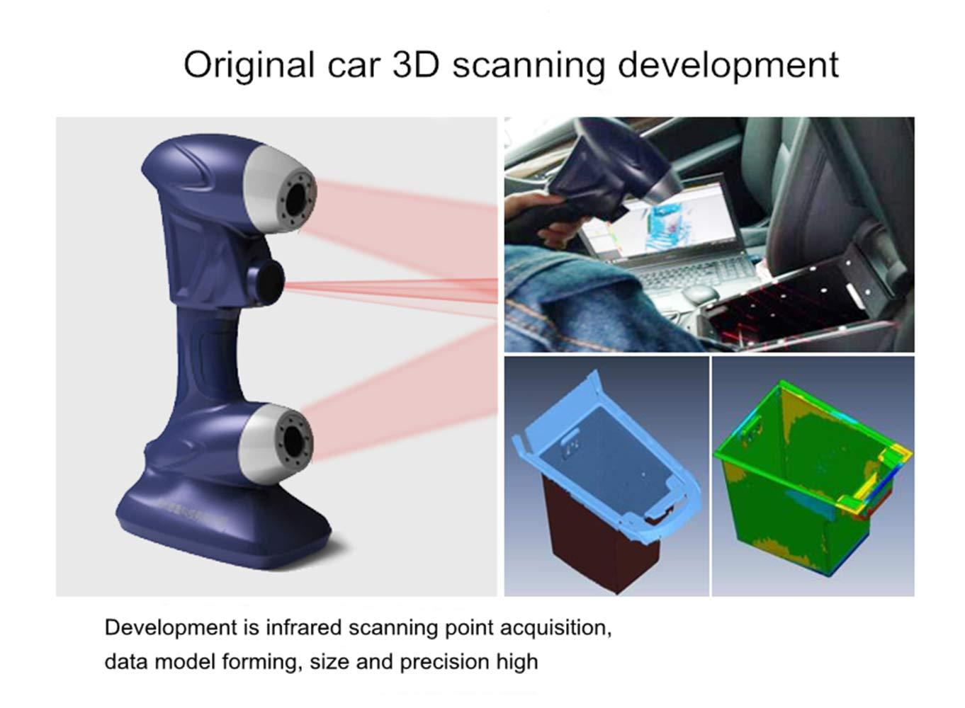 Para V W Passat Caja de almacenamiento del apoyabrazos Con tapete antideslizante Car Central Consola interior para reposabrazos