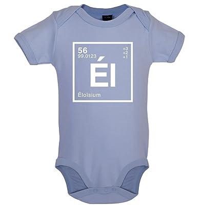 Éloïse - Élément Périodique - Bébé-Body - 7 Couleur - 0-18 mois