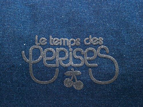 Le Temps des Cerises 466S - Bolso de asas para mujer Bleu (5p00)