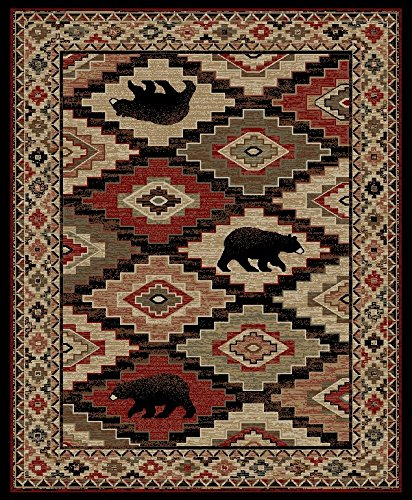 Mayberry Rugs AD7793 Boone Multi Area Rug, 7