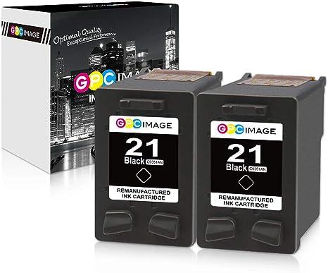Amazon.com: 21 Cartuchos de tinta remanufacturados, (2 ...
