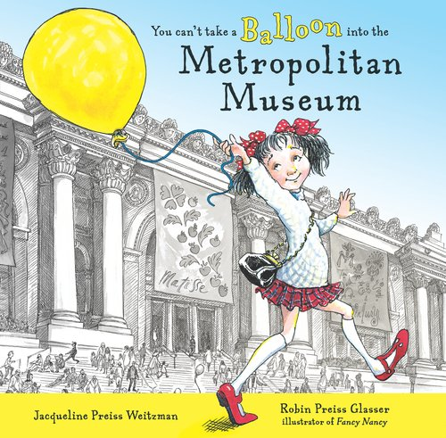 You Can't Take a Balloon into the Metropolitan Museum - Silver Museum Dial