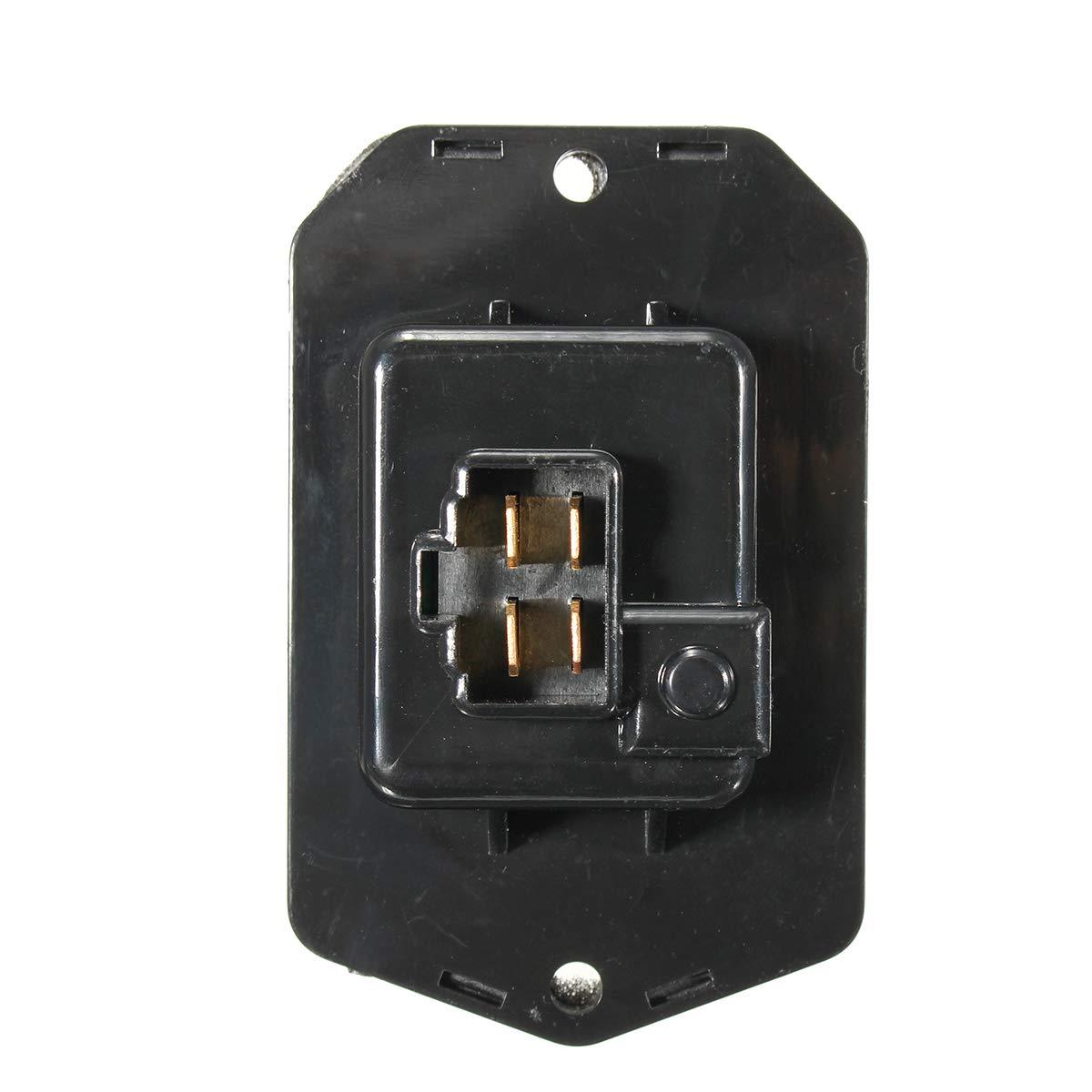 Wooya Regulador del Resistor del Soplador para Honda Y para ...