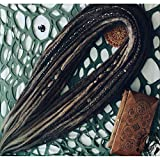 Synthetic Crochet Dreads - Boho, Ombre Set, Ombre Dreads, Synthetic dreads, de dreads, se dreads, Custom Dreadlocks Extensions