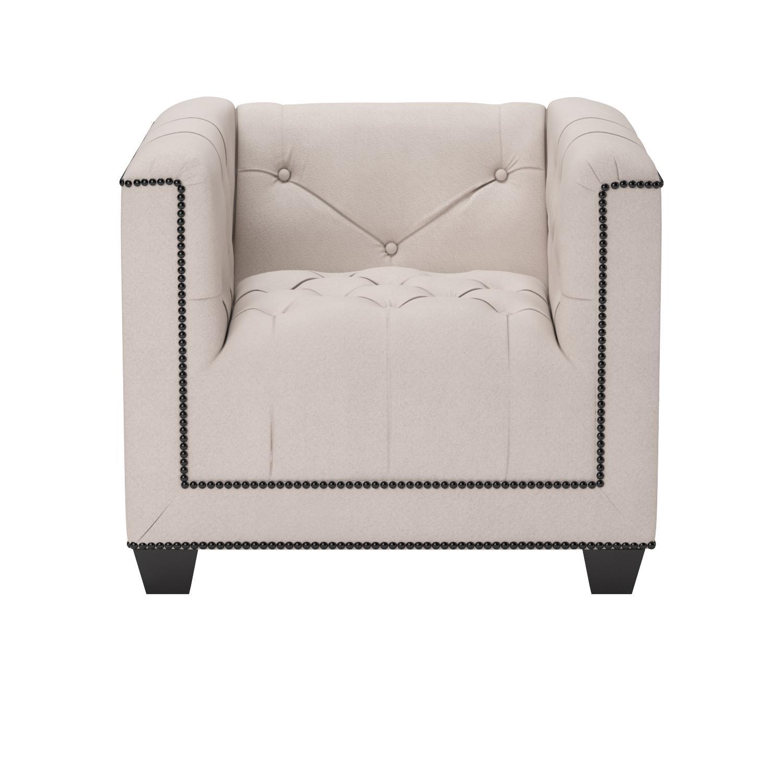 Amazon Safavieh Mercer Collection Leiah Beige Linen Club Chair Kitchen Dining