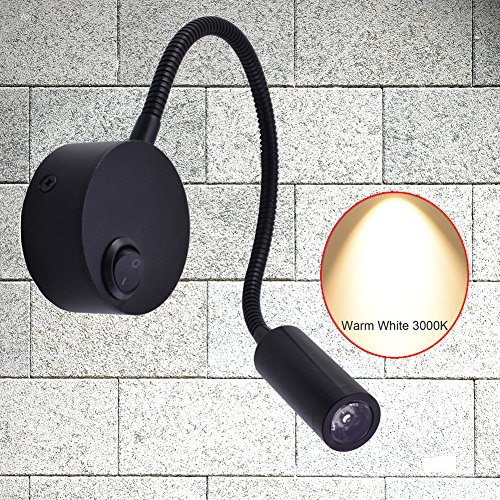 Wall Mounted Led Reading Light Bed - 4