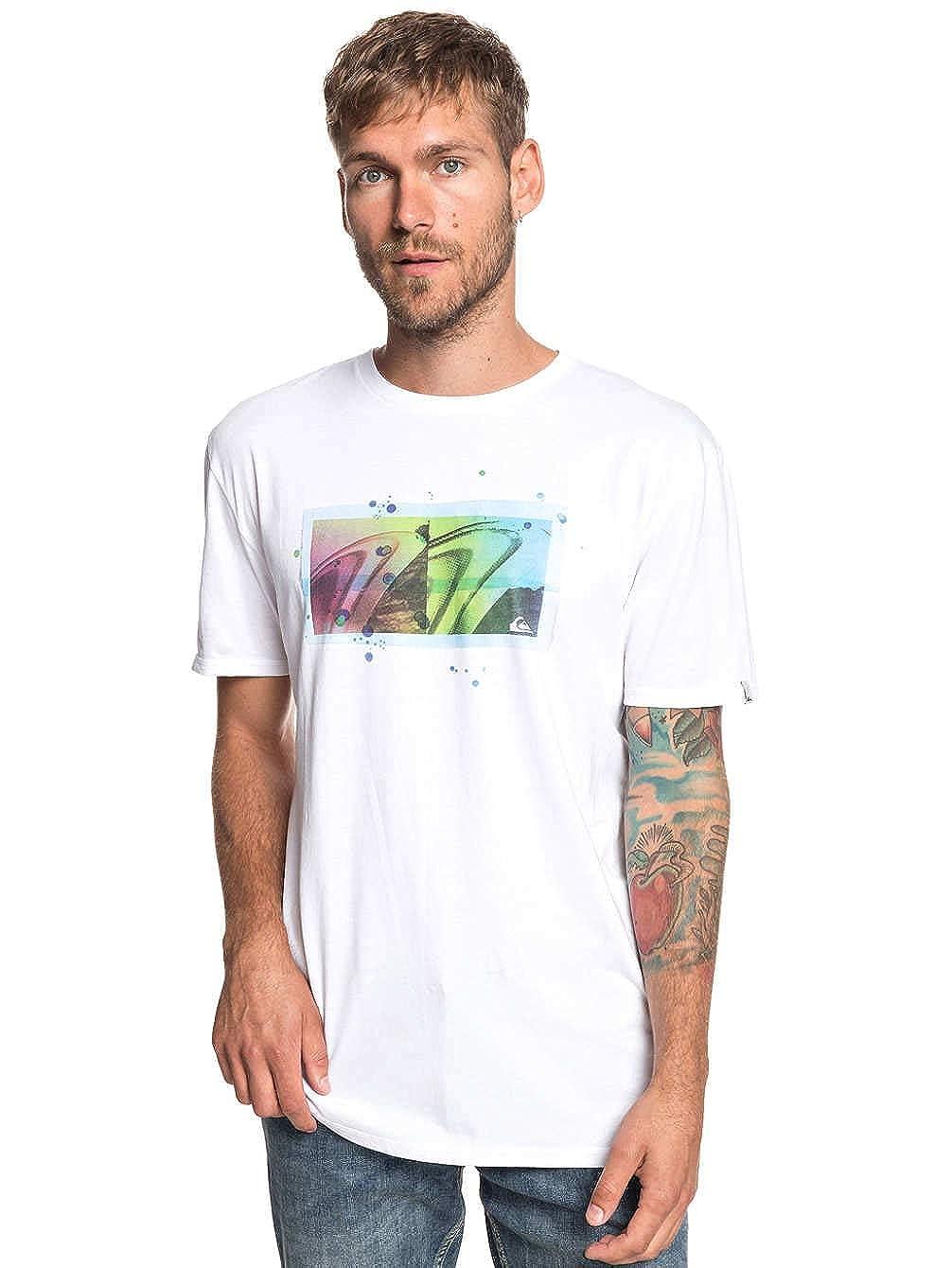 Tee-Shirt Uomo Quiksilver The Quiver
