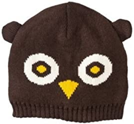 f1f0698d45e52 Mossimo Womens Brown Owl Beanie Winter Stocking Cap Bird Hat