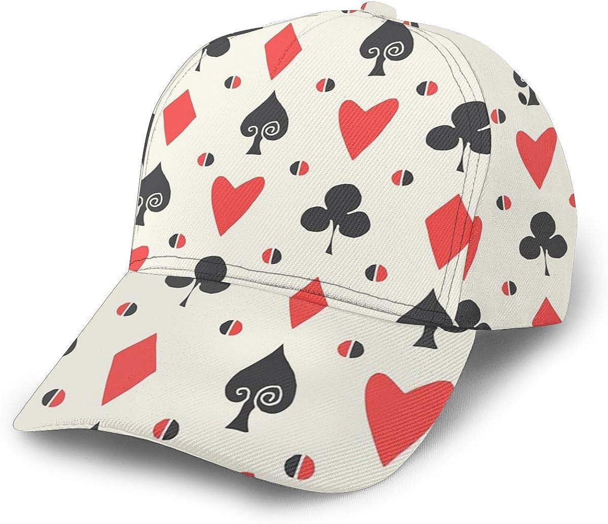 Liliylove Hearts Clovers - Gorra de béisbol para Mujer, diseño de ...