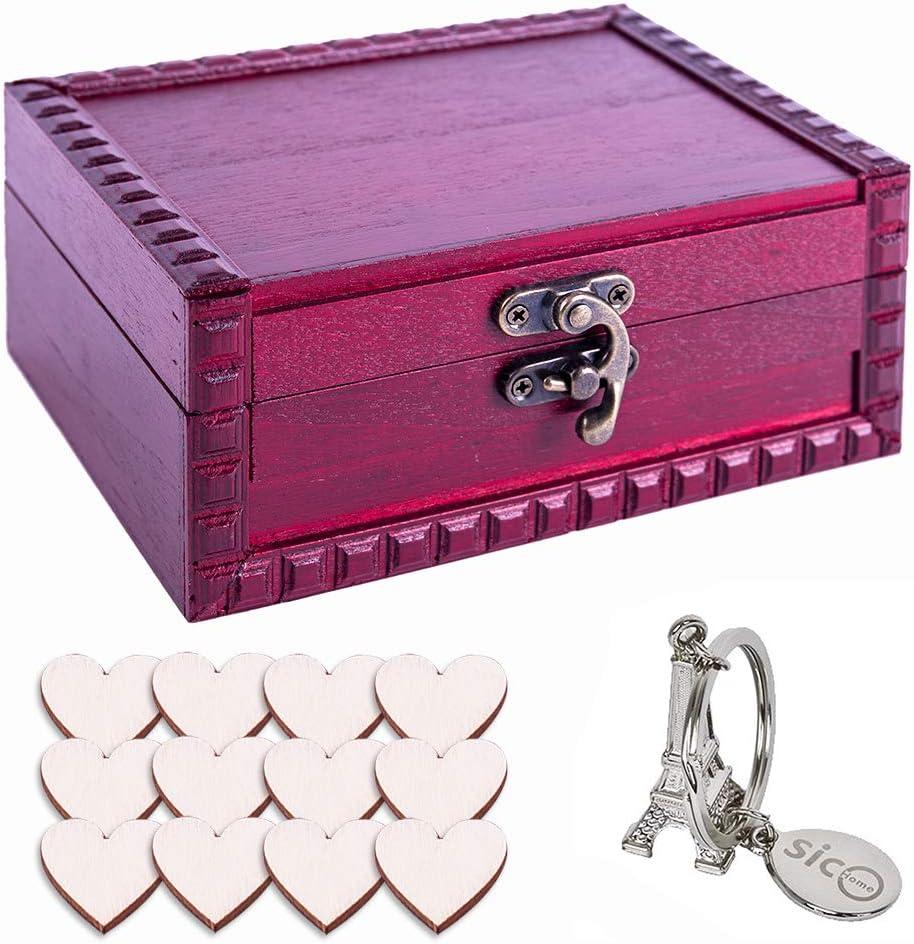 SICOHOME Tarot Cards Box,5.73