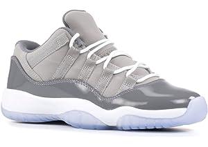 13e27e6eb42a81 NIKE AIR Jordan 11 Retro Low BG (GS)  Cool Grey  - 528896