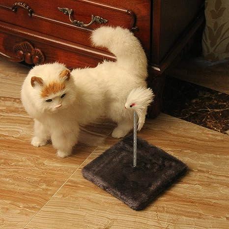 Kaxima Árbol para Gatos Estante de la Plataforma Gato de la Columna de Gato Juguete sisal