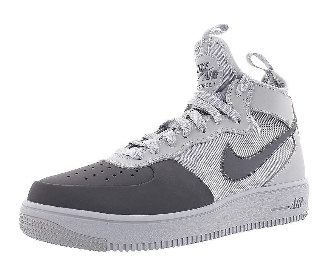Nike hombres Deportivos de Moda, Talla Wolf gris Dark gris