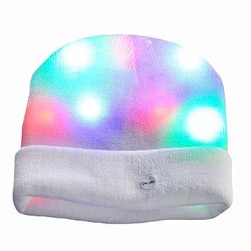 led mütze