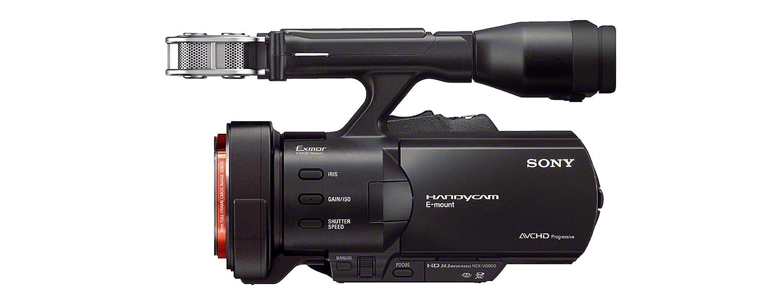 Sony NEX-VG900E HD Camcorder with Full Frame: Amazon.co.uk: Camera ...