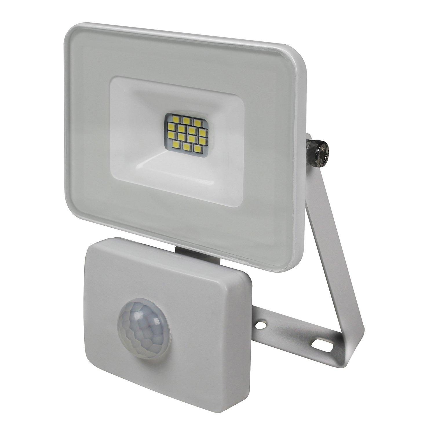 Valex 1153111.0 Proyector LED con sensor de movimiento y sensor ...