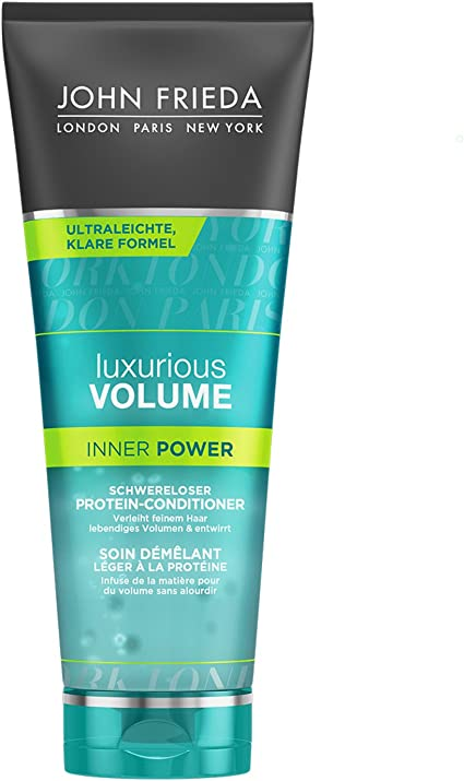 John Frieda Luxurtious – Volume Inner Power proteína Condi ...