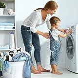 COSROLE Wool Dryer Balls, Reusable Natural Fabric