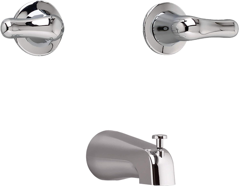 American Standard 3275502 002 Colony Soft 2 Handle Bath Shower