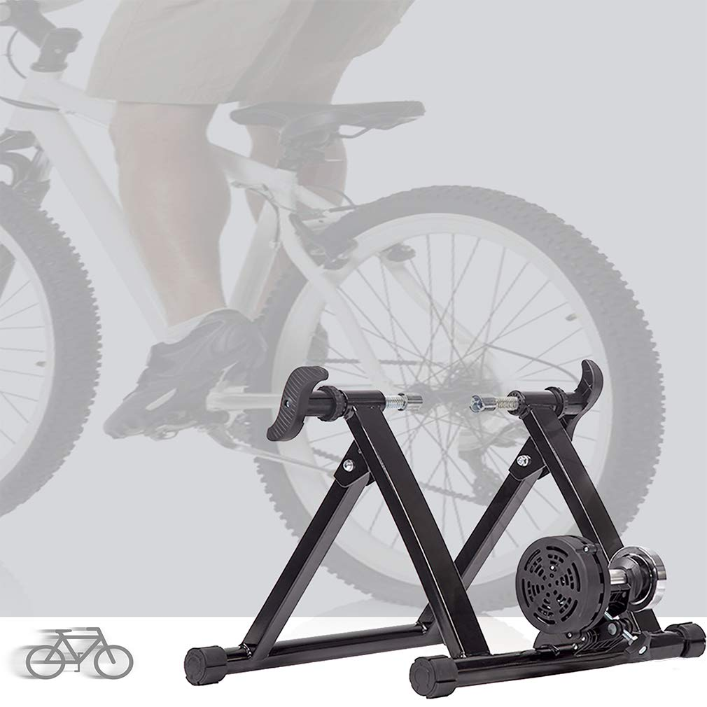 BestMassage Magnet Steel Bike Bicycle Indoor Exercise Trainer Stand