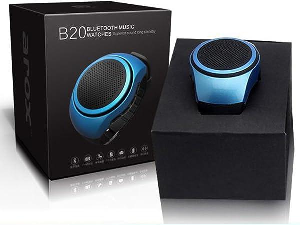 CAMTOA Wireless Bluetooth Wrist Speaker MP3 Music Mini Speaker BUY 2 GET 2 FREE