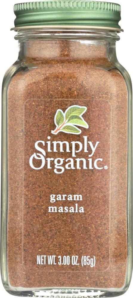 Simply Organic (NOT A CASE) Garam Masala