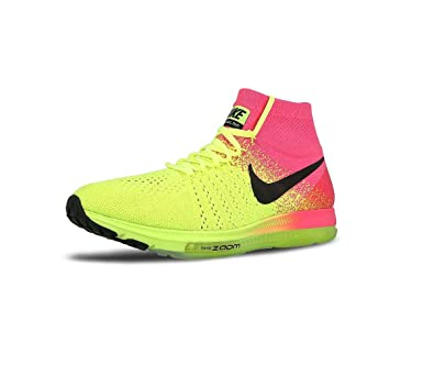 NIKE Men's Zoom All Out Flyknit OC, Multi-Color/Multi-Color,